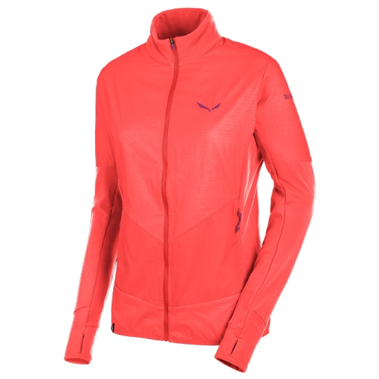 Salewa Pedroc Polartec Alpha Jacket W - Light Orange