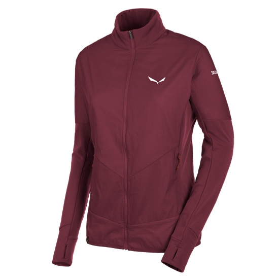 Salewa Pedroc Polartec Alpha Jacket W - Tawny Port