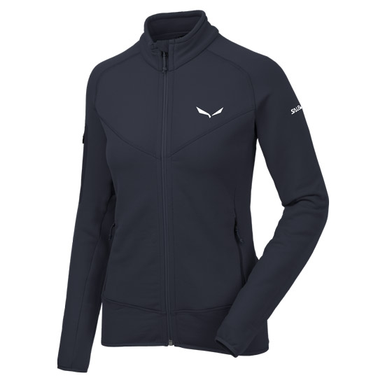 Salewa Ortles Polartec® Full Zip W - Night Black