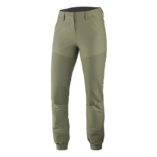 Salewa AGNER DST ENGINEERED PANT W - Oil Green