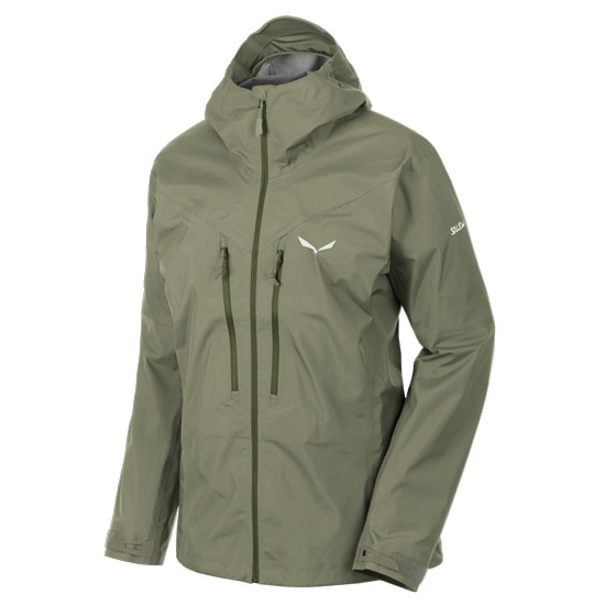 Salewa Pedroc GTX Active Jacket W - Oil Green