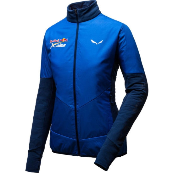 Salewa *redbull X-Alps Polartec Alph Jacket W - Royal Blue