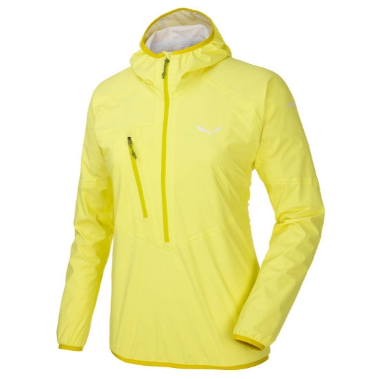 Salewa Pedroc Anorak Ptx 2.5 Hz Jacket W - Limelight