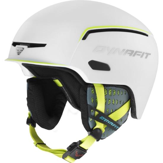 Dynafit Beast Mips Helmet - White/Cactus