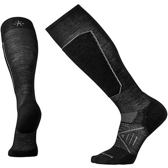 Smartwool PhD Ski Light Elite - Black