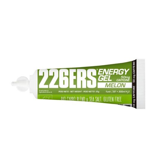 226ers Energy Gel BIO Melon/Cafein 50g -