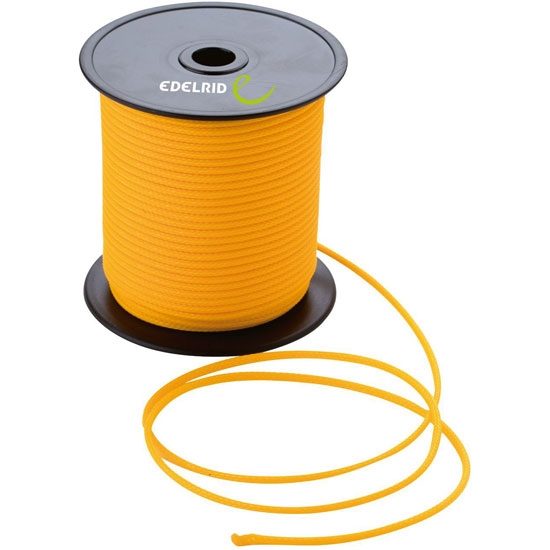 Edelrid Throw Line 2.6 mm x 50 m - Yellow