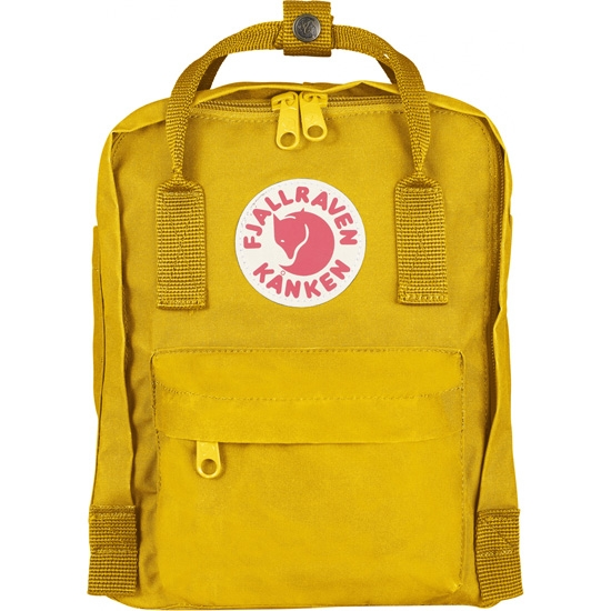 Fjällräven Kanken Mini - Warm Yellow
