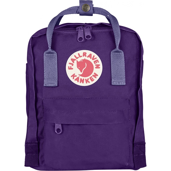 Fjällräven Kanken Mini - Purple/Violet