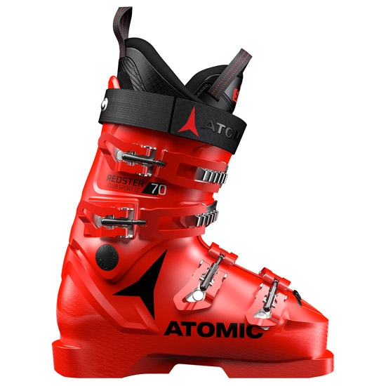 Atomic Redster Club Sport 70 LC Thermoformable - Red/Black