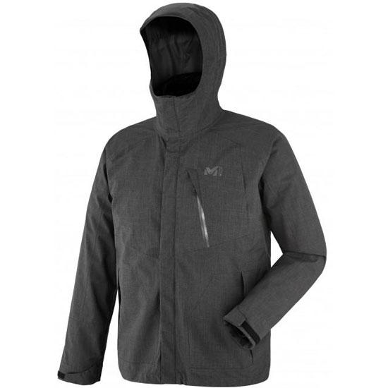 Millet Pumari 3in1 Jacket - Tarmac/Noir