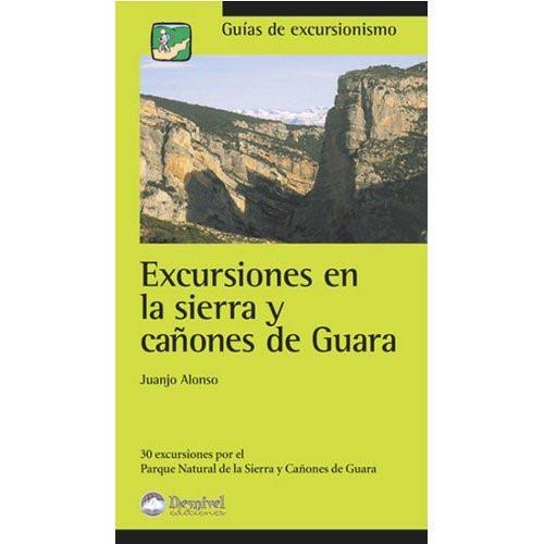 Ed. Desnivel Sierra y cañones de Guara -
