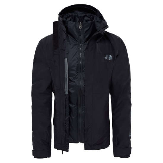 The North Face Naslund Triclimate Jacket - Tnf Black