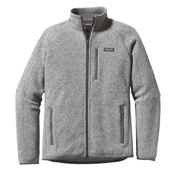 Patagonia Better Sweater Jkt - Stonewash
