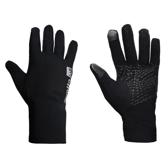 Ottomila Mid Glove Stretch - Black