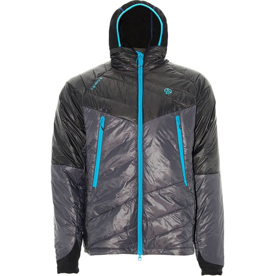 Ternua Lhotse Jacket - A-Whales Grey/Black