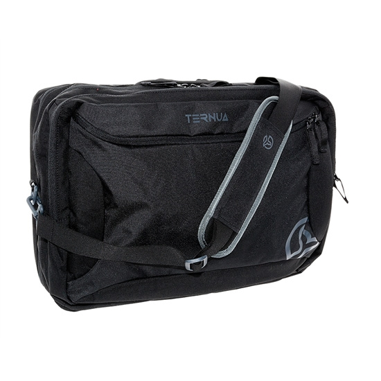 Ternua Travel Shoulder Bag 28 - Black