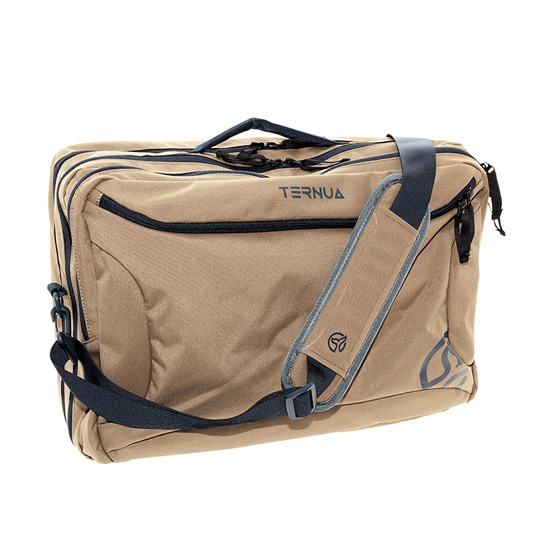 Ternua Travel Shoulder Bag 28 - Taupe