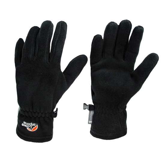 Lowe Alpine Aleutian Glove - Black