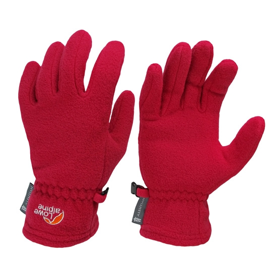 Lowe Alpine Aleutian Glove W - Rosehip