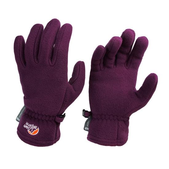 Lowe Alpine Aleutian Glove W - Plum