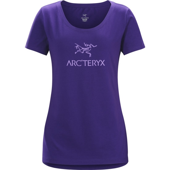 Arc'teryx Arc'Word SS T-Shirt W - Azalea