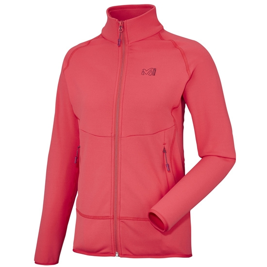 Millet Techno Stretch Jacket W - Hibiscus