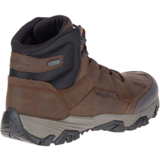 Merrell Coldpack Ice Mid Waterproof - Detail Foto