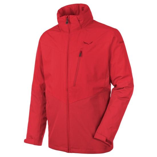 Salewa Fanes Clastic 2L Jacket - Bergrot