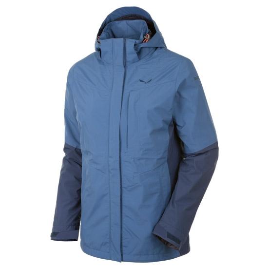 Salewa Fanes GTX 2L Jacket W - Washed Denim