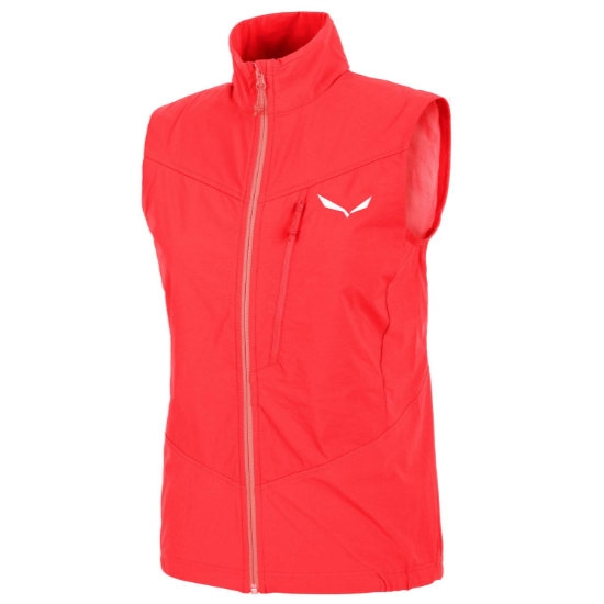 Salewa Agner Dst Vest W - Hot coral