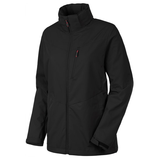 Salewa Fanes Clastic 2L Jacket W - Black Out