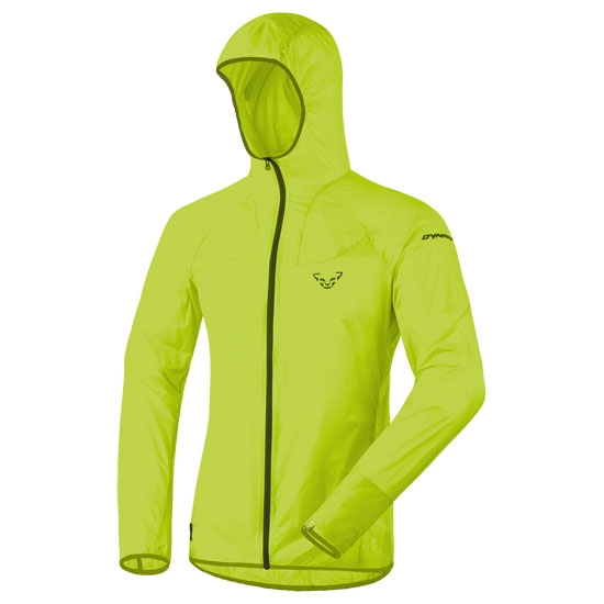 Dynafit React Ultralight Jacket - Fluor Yellow