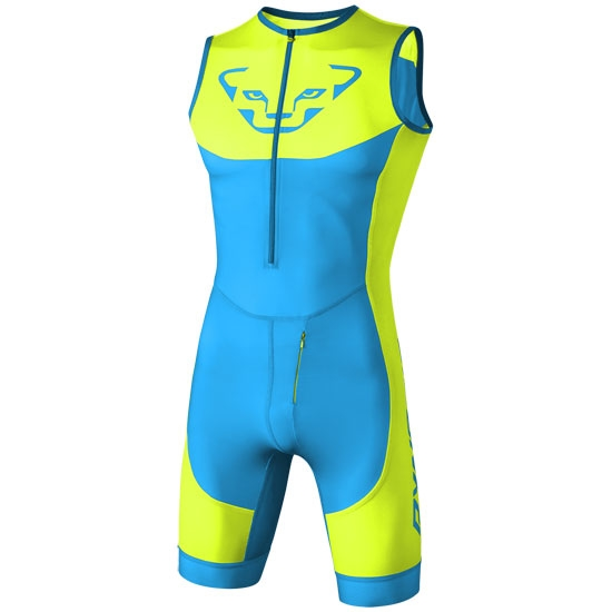 Dynafit Vertical U Racing Suit - Fluor Yellow