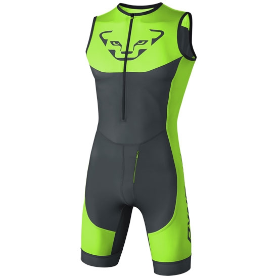 Dynafit Vertical U Racing Suit - Dna Green