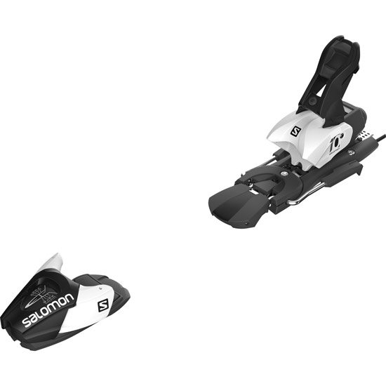 Salomon L10  - Black/White