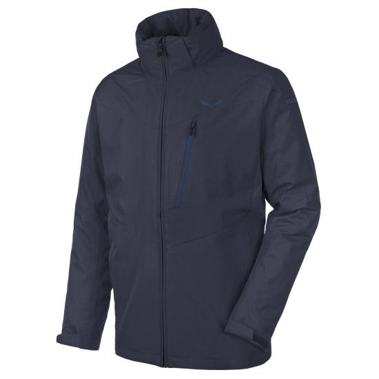 Salewa Fanes Clastic 2L Jacket - Premium Navy