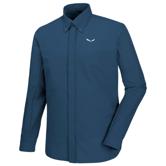 Salewa Agner Dst Engineered L/S Srt - 8670