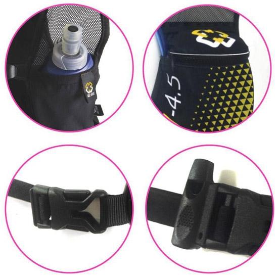 Arch Max Hydration Vest 4.5L 2xSF 500 ml - Detail Foto