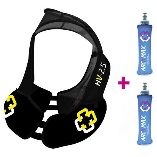 Arch Max Hydration Vest 2.5L W 2xSF 300 ml - Pink