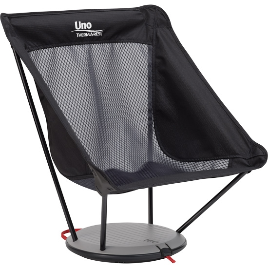 Therm-a-rest Uno Chair - Black Mesh