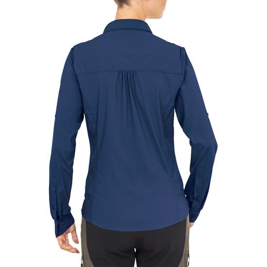 Vaude Farley Ls Shirt W - Photo de détail