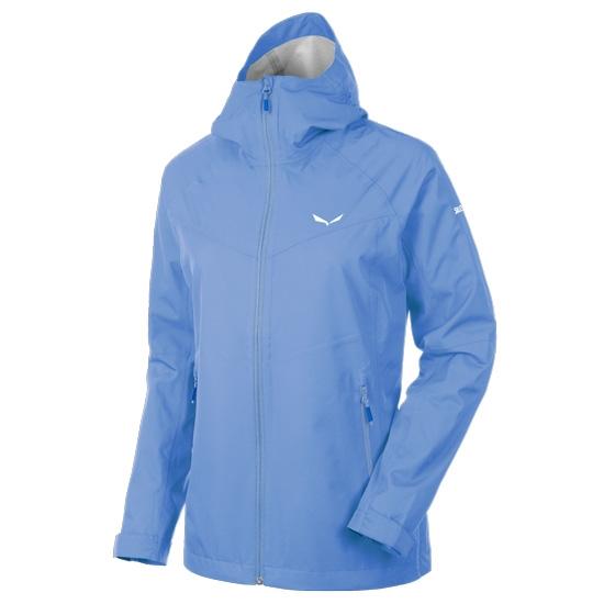 Salewa Puez (AQUA 3) Powertex Jacket W - Light Blue