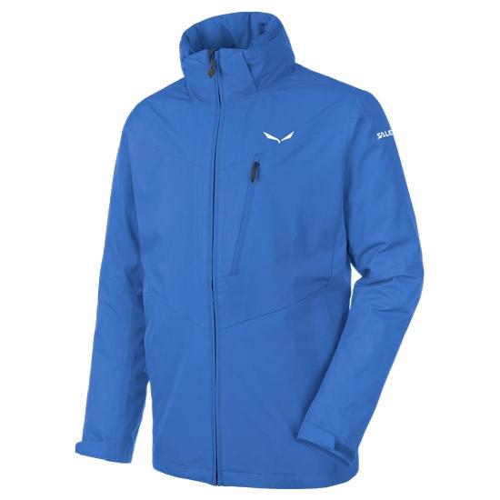 Salewa Fanes Clastic 2L Jacket - Royal Blue