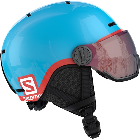 Salomon Grom Visor Jr - Blue