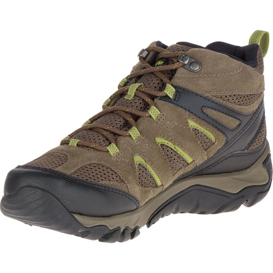 Merrell Outmost Mid Vent GTX - Photo of detail