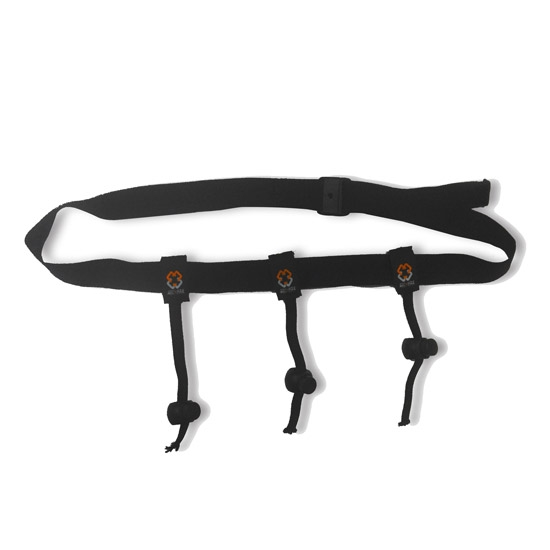 Arch Max Race Number Holder - Black