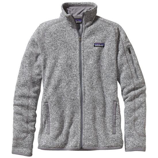 Patagonia Better Sweater Jkt W - Birch White