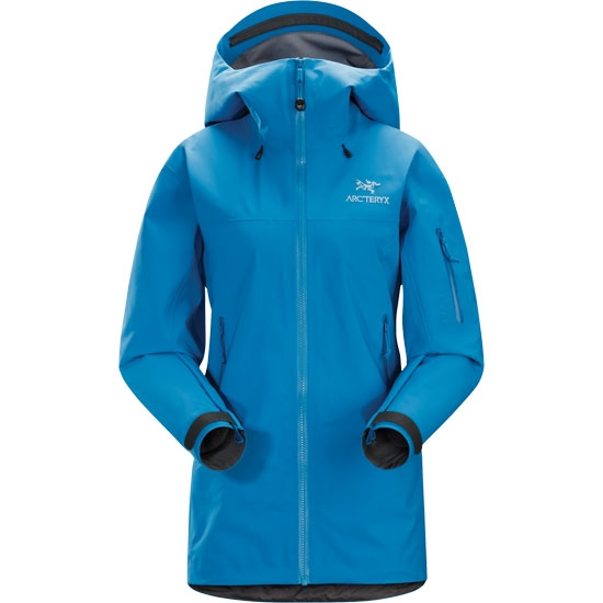 Arc'teryx Beta Sv Jacket W - Cedros Blue