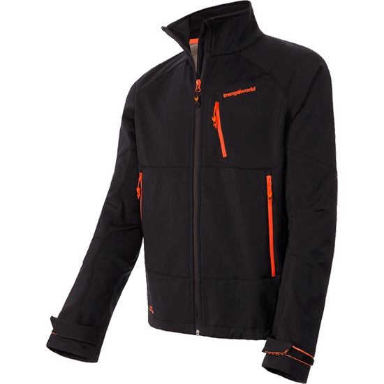 Trangoworld TRX2 Soft Pro Jacket - Negro